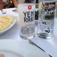 Photo taken at Yalıer Restaurant by Tolunay S. on 8/23/2014