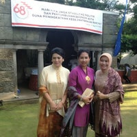Photo taken at Embassy of the Republic of Indonesia by Ita B. on 8/17/2013
