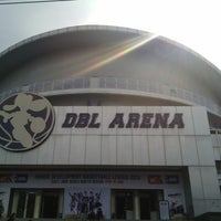 Photo taken at DBL Arena by Helen V. on 5/8/2013