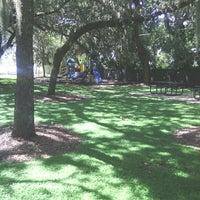 Photo taken at Warren Park by Lisa A. on 9/29/2013