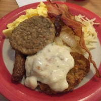 Photo taken at Old Country Buffet by Simon on 10/18/2015