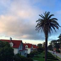 Photo taken at Inn at the Presidio by Chris B. on 8/28/2014
