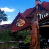 Photo taken at Bass Pro Shops by Cilleen K. on 11/13/2011