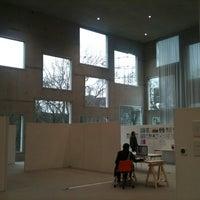 Photo taken at Folkwang-Universität - SANAA-Gebäude by Rouven K. on 2/5/2011