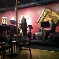 Photo taken at Ryles Jazz Club by Mary H. on 4/8/2012
