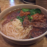 Photo taken at Prince Happy Beef Noodle by Monchi L. on 12/29/2011