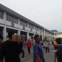 Photo taken at Terminal Purabaya (Bungurasih) by Monlievt P. on 6/12/2014