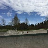 Photo taken at Gabriel Skate Park by Sarah S. on 3/19/2016
