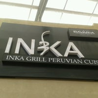 Photo taken at Inka Grill by Manuel R. on 3/18/2013