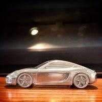Photo taken at Beverly Hills Porsche Showroom by JayChan on 7/11/2013