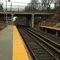 Photo taken at LIRR - Douglaston Station by Fred S. on 12/26/2012