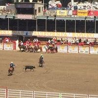 Photo taken at California Rodeo Salinas by Jose on 7/20/2014