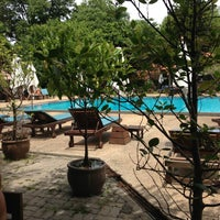Photo taken at Sunshine Garden Resort by Олька on 5/12/2013