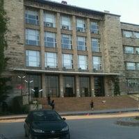 Photo taken at Ankara Üniversitesi Tıp Fakültesi Morfoloji Binasi by Tuuba Y. on 4/27/2013
