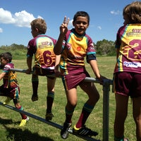 Photo taken at Zillmere Sports Club by Dianne T. on 3/26/2013
