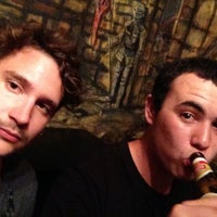 Photo taken at Gandalf's Night Club by Benjamin L. on 2/8/2013