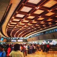 Photo taken at Ninoy Aquino International Airport (MNL) Terminal 1 by Ko P. on 3/13/2013
