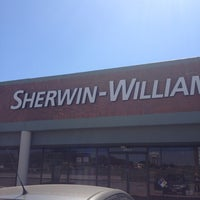 Photo taken at Sherwin-Williams Paint Store by Charu S. on 3/24/2013