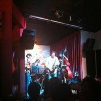Photo taken at Ao Vivo Music by Sergio M. on 1/19/2013