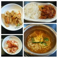 Photo taken at 영동갈비살 by Masami W. on 7/10/2014