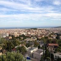 Photo taken at Mirablau by Omar O. on 9/25/2012