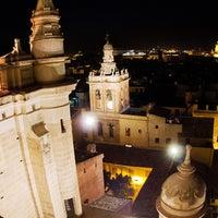 Photo taken at Iglesia del Salvador by Sevilla on 7/1/2013