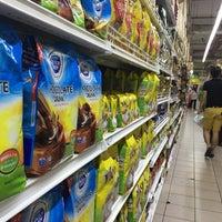 Photo taken at Servay Hypermarket by Ayen A. on 4/20/2016