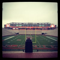 Photo taken at Frank Howard Field at Clemson Memorial Stadium by Bill B. on 1/13/2013