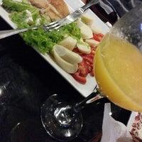 Photo taken at Restaurante Marrua by Bruno T. on 9/22/2014
