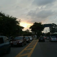 Photo taken at Viaduto Prefeito Saladino by Jonathan D. on 4/4/2013