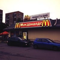 Photo taken at McDonald's by Юлия on 8/25/2013