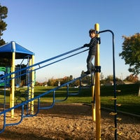 Photo taken at John Mise Park by Dennis on 11/25/2012