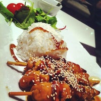 Photo taken at Sushi Yama by trumper . on 12/26/2013