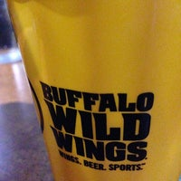 Photo taken at Buffalo Wild Wings by Mike C. on 3/22/2013