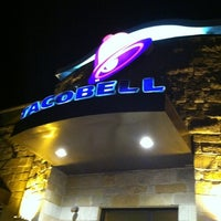Photo taken at Taco Bell by Cory J. on 1/30/2012