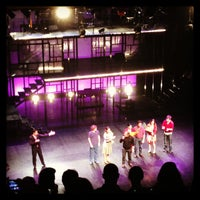 Photo taken at Teatro El Nacional by Lucas C. on 6/10/2013