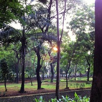 Photo taken at Taman Hutan Tebet by Cindy Y. on 2/21/2016