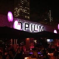 Photo taken at Opium by Lera M. on 8/28/2013