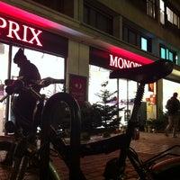 Photo taken at Monoprix by Renaud F. on 12/5/2013