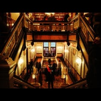 Photo taken at Richard H. Driehaus Museum by Christopher M. on 10/14/2012