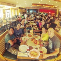 Photo taken at Shakey's by JM A. on 9/8/2013