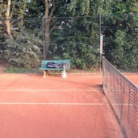 Photo taken at Zuilense Tennis Club by Eunice K. on 9/17/2014