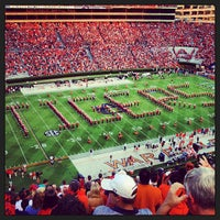 Photo taken at Pat Dye Field at Jordan-Hare Stadium by Scott H. on 9/8/2013