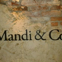 Photo taken at Mandi & Co by Sandro P. on 3/23/2013