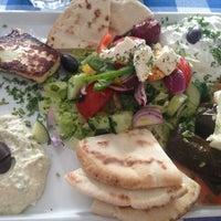 Photo taken at Ravintola Crecian by Elina K. on 7/13/2013