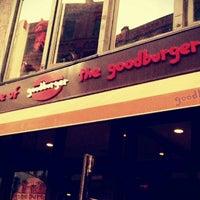 Photo taken at goodburger by Justin H. on 4/30/2013