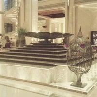 Photo taken at Siam Kempinski Hotel Bangkok by Pawanrat T. on 11/10/2012