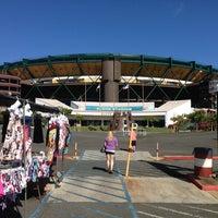 Photo taken at Aloha Stadium by David C. on 1/20/2013
