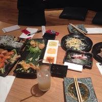 Photo taken at Ai Sushi by Liku on 1/26/2014
