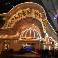 Photo taken at Golden Nugget Hotel & Casino by Tony D. on 3/10/2013